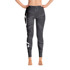Paradise: 'Tiger Camo' Women Performance Spats