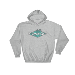 Paradise: 'Seal Logo' Pullover Hoodie