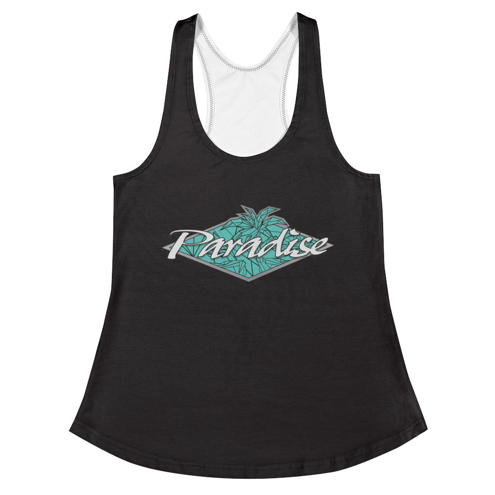Paradise Seal: 109 & 79 Racerbacks