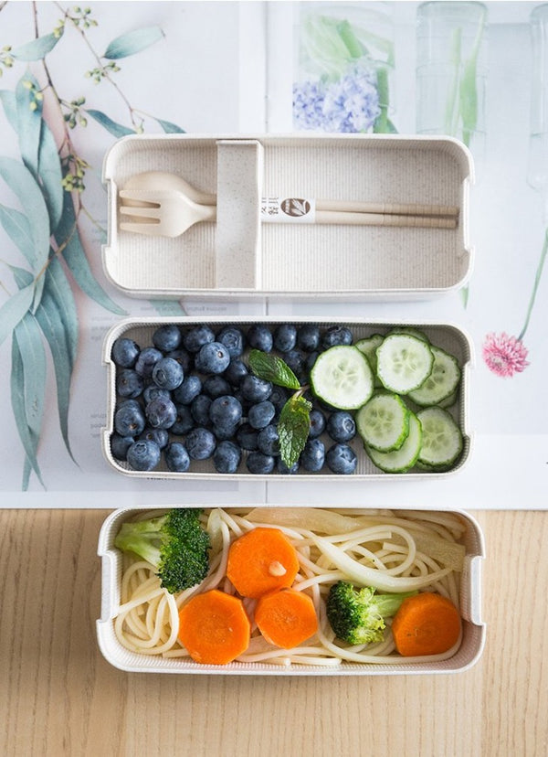 Eco Portable Lunch Box™