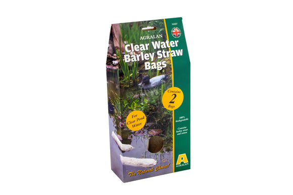 Clear Water Barley Straw Bags