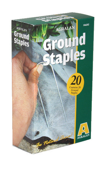 Ground Staples