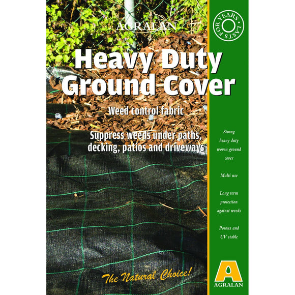 Heavy Duty Ground Cover 2m x 10m