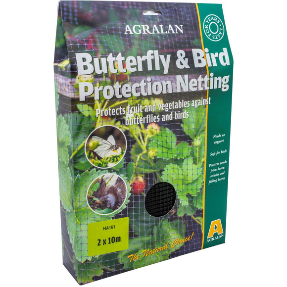 Bird & Butterfly Protection Netting '7mm' 10 x 2m