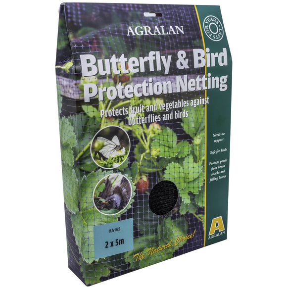 Bird & Butterfly Protection Netting '7mm' 5 x 2m