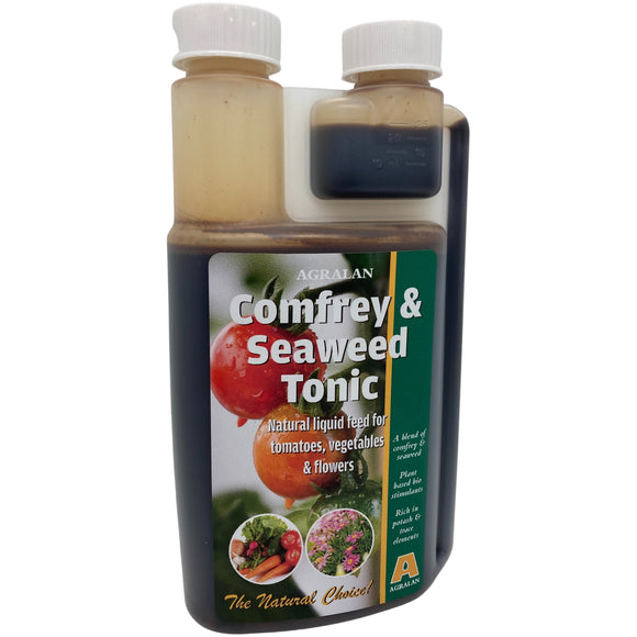 Comfrey and Seaweed Tonic Concentrate 500ml