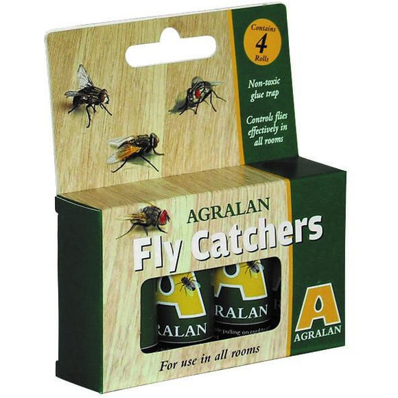 Fly Papers (Box of 4)