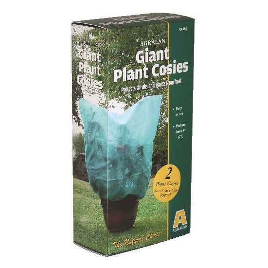 Giant Plant Cosies Pack of 2