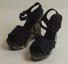 Load image into Gallery viewer, BOTTEGA VENETA Platform Wedges / Sandals / Shoes - Size EU 36 - UK 3