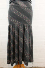 Load image into Gallery viewer, DIESEL Ladies Grey Patterned Maxi Dress - Size S - Small