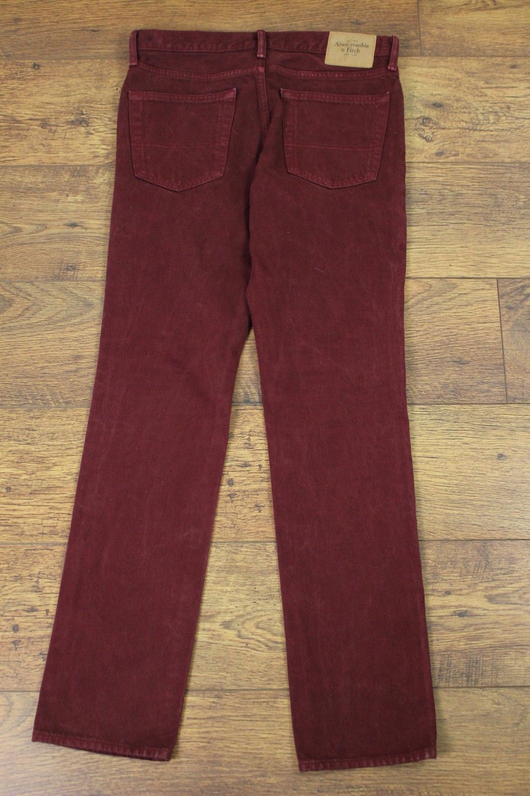 ABERCROMBIE & FITCH Mens Coloured THE A&F SKINNY JEANS - Waist 32