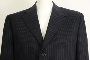 TED BAKER London PREFAB WOOL BLEND BLAZER / TAILORED JACKET Ted Size 4 - Large L