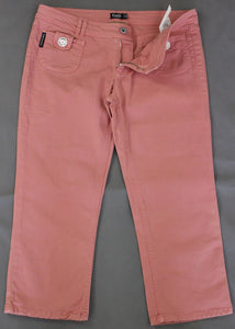 "DOLCE & GABBANA Ladies TIGHT FIT STRAIGHT LEG JEANS - Size 28"" Waist"
