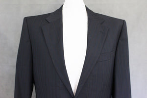 "HUGO BOSS Mens GAMBLE / VEGAS 2 PIECE SUIT - Size IT 50 - 40"" Chest - Waist 34"""