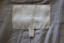 Load image into Gallery viewer, ALLSAINTS Ladies Beige DARCY LEATHER JACKET Size UK 10 - US 8 - EU 38 ALL SAINTS