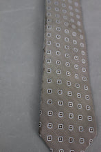 Load image into Gallery viewer, ERMENEGILDO ZEGNA Mens 100% SILK Patterned TIE