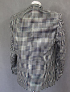 "HUGO BOSS Mens O'HARA Silk Blend BLAZER / TAILORED JACKET Size IT 50 - UK 40"" Chest"