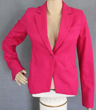Load image into Gallery viewer, ALLSAINTS Ladies WOOL Blend Pink BLAZER / TAILORED JACKET Size XS - Extra Small
