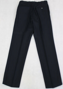 "AQUASCUTUM Mens Dark Navy 2 PIECE SUIT Size 38R 38"" Chest - Waist 32"" - Leg 31"""