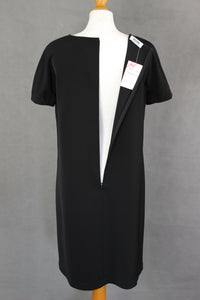 MOSCHINO CHEAPANDCHIC Ladies Black DRESS with Pockets! - Size IT 44 - UK 12