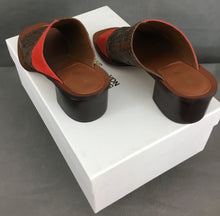 Load image into Gallery viewer, New DIANE VON FURSTENBERG Cross Over HAZEL-2 Peep Toe Sandals Size UK 5 - EU 37