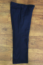 "Load image into Gallery viewer, TED BAKER Mens Blue ASTRO Wool Blend SUIT Size 40R 40"" Chest Waist 38"" - Leg 28"""
