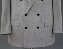 "Load image into Gallery viewer, BRIONI Mens TIBERIO Grey 2 PIECE SUIT IT 55 R - UK 45"" Chest - W38 - L30"