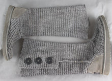 Load image into Gallery viewer, UGG AUSTRALIA Grey CARDY BOOTS - Size EU 39 - UK 6.5 - US 8  UGGS