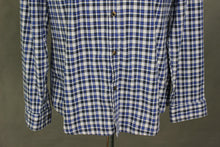 Load image into Gallery viewer, HUGO BOSS Mens RENZO MODERN ESSENTIALS Regular Fit Checked SHIRT - Size MEDIUM M