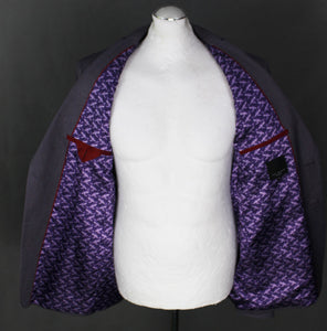 "New TED BAKER Mens HEARSAY Blazer / Tailored Jacket  Ted Size 5 - Extra Large XL 42"" Chest"