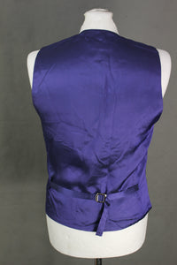 "New TED BAKER METRAW MODERN FIT WAISTCOAT Size 38R 38"" Chest Medium M BNWoT"