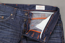"Load image into Gallery viewer, HUGO BOSS Mens Blue Denim HB104.2 Regular Fit JEANS - Size Waist 32"" - Leg 32"""