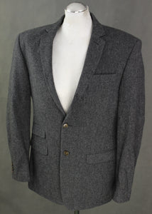 HOLLAND ESQUIRE with MOON Luxury Wool Blend BLAZER / JACKET Size IT 50 - UK 40""