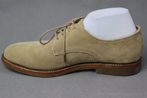 COACH Mens Lace-Up GILBERT Suede SHOES Size UK 9 - EU 43 - US 10D