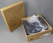 Load image into Gallery viewer, UGG AUSTRALIA CLASSIC CARDY Black BOOTS & Box - Size EU 38 - UK 5.5 - US 7 UGGS