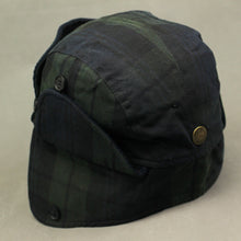 Load image into Gallery viewer, New TED BAKER London Mens HAZARD Check Pattern Trapper HAT - Size 57cm