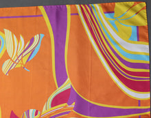 Load image into Gallery viewer, CLELIA & ROMY 100% SILK SCARF - 66cm x 66cm - Made in Italy