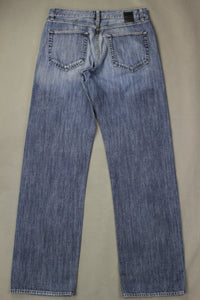 "HUGO BOSS Mens JACKSONS Blue Denim JEANS Size Waist 34"" - Leg 34"""