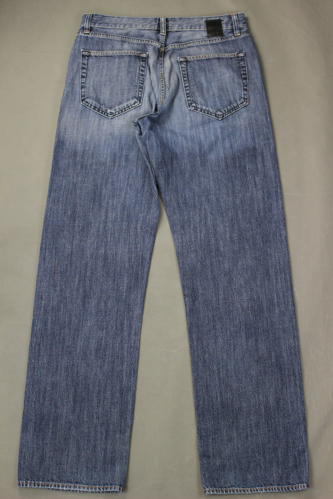 HUGO BOSS Mens JACKSONS Blue Denim JEANS Size Waist 34
