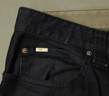 "Load image into Gallery viewer, ARMANI COLLEZIONI Mens Soft Blue Denim INDACO JEANS Size Waist 38"" - Leg 28"""