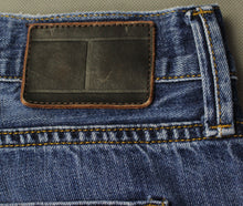 "Load image into Gallery viewer, TOMMY HILFIGER Mens Blue Denim MADISON JEANS Size Waist 36""  Leg 28"""