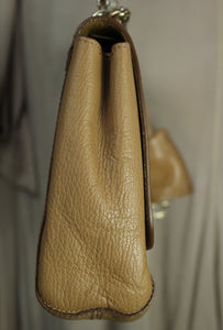 MULBERRY Goat Leather LILY Shoulder Bag - Small Handbag