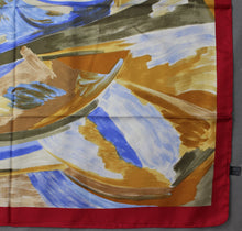 Load image into Gallery viewer, 100% SILK SCARF - 85cm x 87cm - Made in Italy
