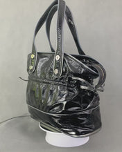 Load and play video in Gallery viewer, COCCINELLE Black Handbag / Tote Bag