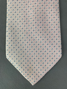 CORNELIANI Pink 100% SILK TIE - Made in Italy