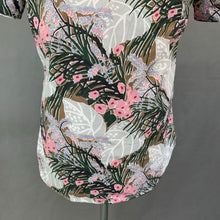 Load image into Gallery viewer, PAUL SMITH Mens Floral Pattern SHIRT - Size Medium M
