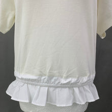 Load image into Gallery viewer, New CHLOÉ Ladies Ivory & White Top Size IT 40 - UK 8 - See by Chloe BNWT