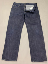 "Load image into Gallery viewer, HUGO BOSS Mens TEXAS Blue Denim JEANS Size Waist 38"" - Leg 32"""