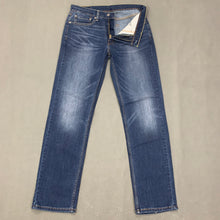 "Load image into Gallery viewer, LEVI STRAUSS &Co Mens LEVI'S Blue Denim 514 JEANS Size Waist 31"" Leg 32"" LEVIS"