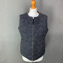 Load image into Gallery viewer, FABIANA FILIPPI CASHMERE SILK & MERINO WOOL DOWN FILLED GILET Size IT 42 - UK 10